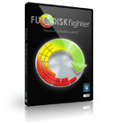 Kjør en Disk Defragmentasjon med FULL-DISKfighter - The Ultimate Disk Defrag Software
