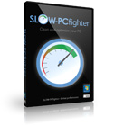 SLOW-PCfighter will fast and simple optimize your computer to be a fast computer again - Free scan