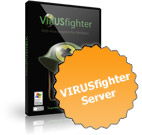 VIRUSfighter Server er en anti-virus løsning for Windows servere, som er ultra-lett, meget rask og lett å bruke.