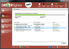 Sit back and relax, DRIVERfighter will download and install updated drivers on your PC automatically!