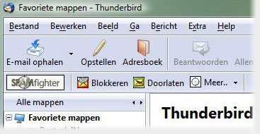 Gratis Spam Filter voor Mozilla Thunderbird