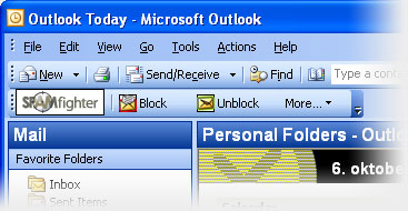 Anti spam software til at blokere spam. Blokerer alt spam hurtigt og effektivt. Download gratis nu.