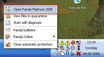 Panda Titanium 2006 Antivirus + Antispyware. .