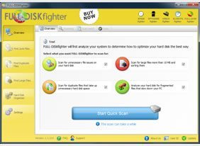 FULL-DISKfighter is designed for users of all skill levels - no advanced technical knowledge required!