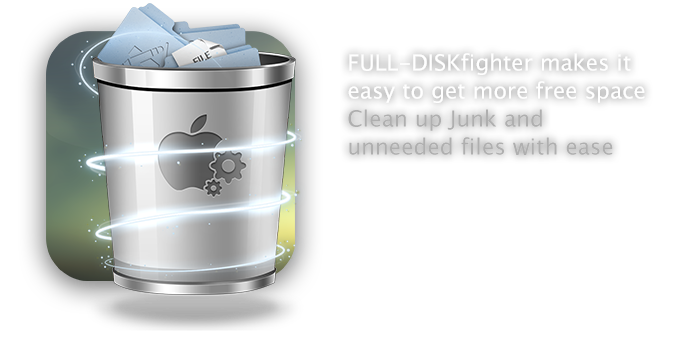 Keeping your hard drive un-cluttered, freeing up space for the things you do need