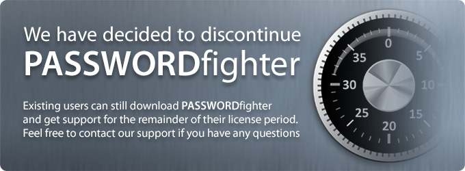 PASSWORDfighter